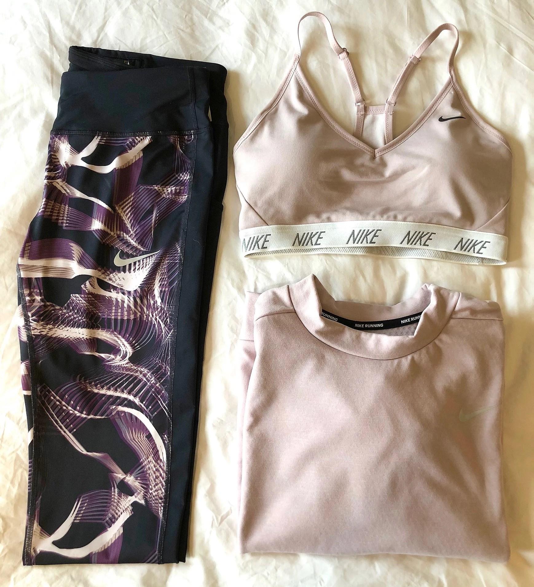 Nya träningskläder från Nike