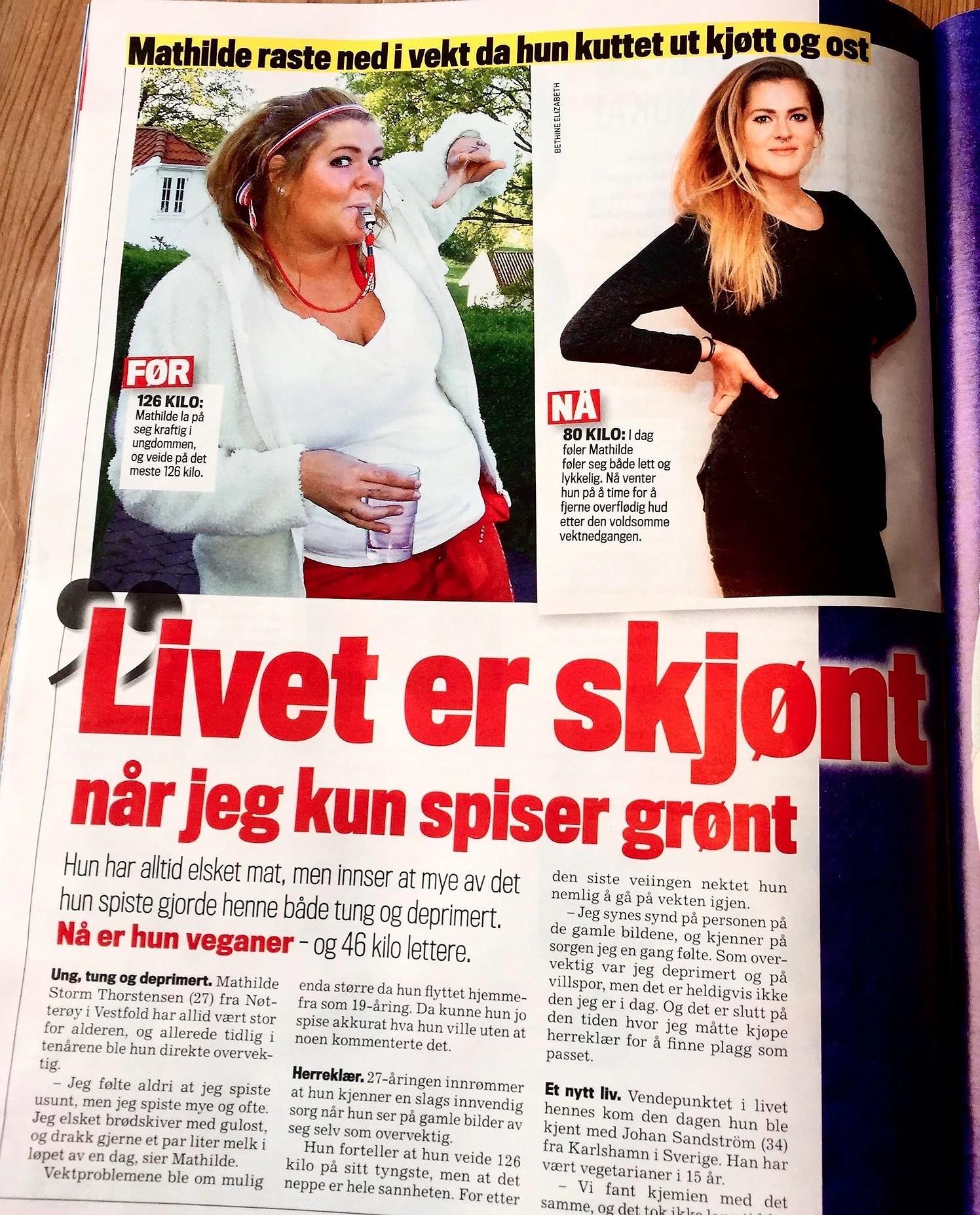 Intervju i Se&Hør