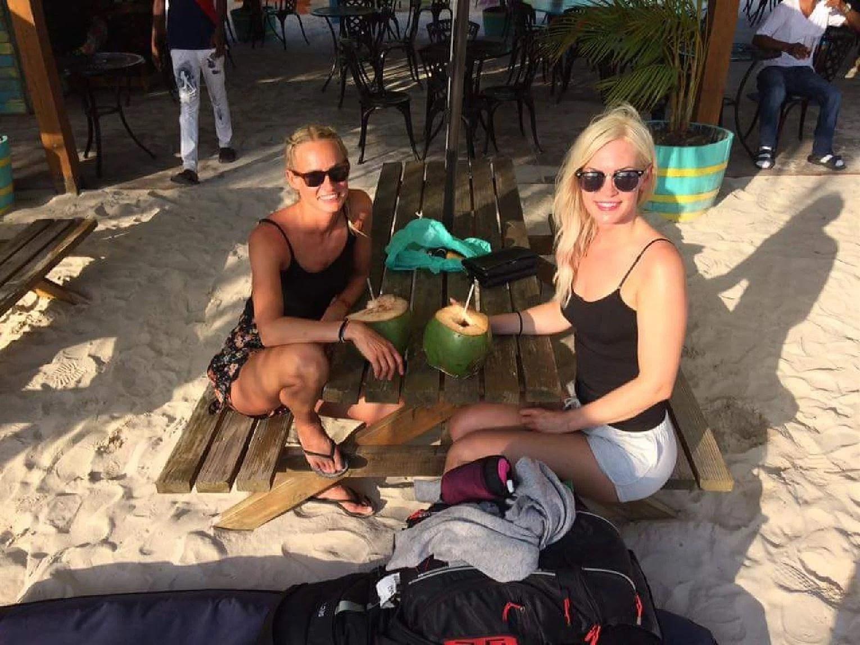 Från Miami till Barbados