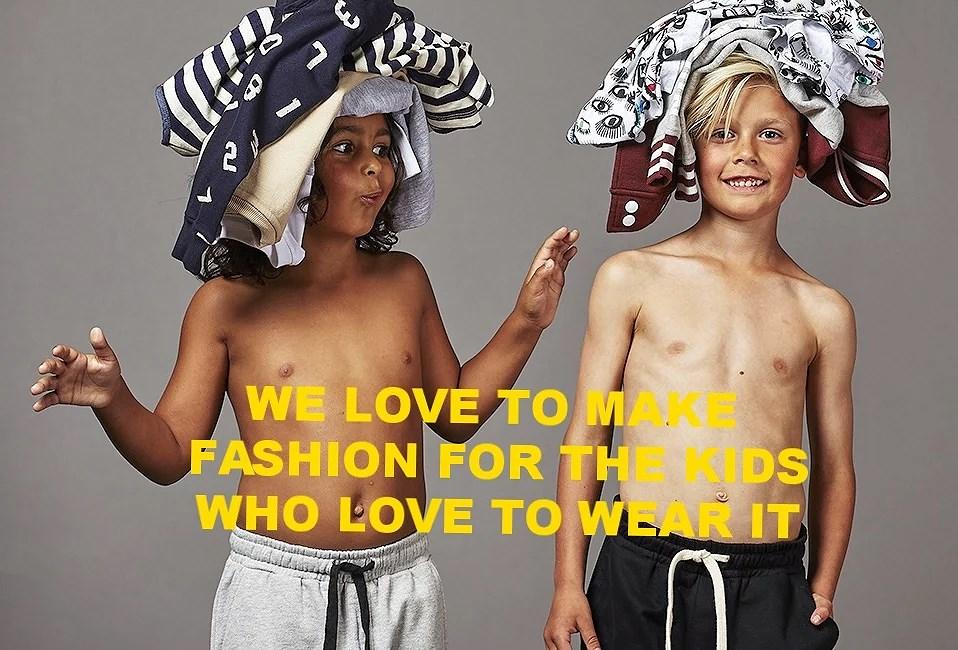 Märkesfokus; Milk Copenhagen AW17 - Hey Love