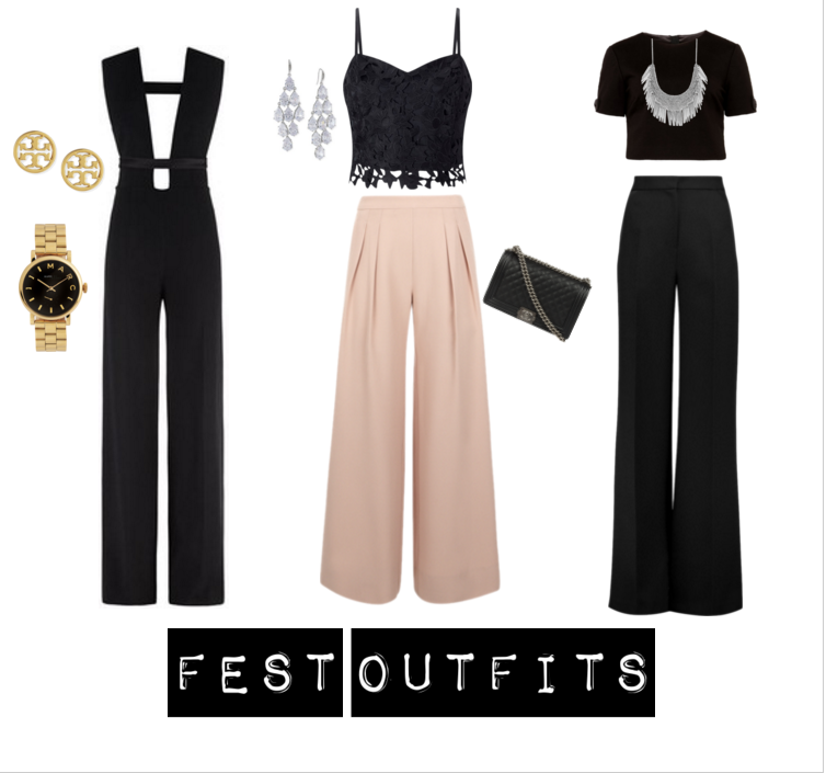 fest outfit byxor