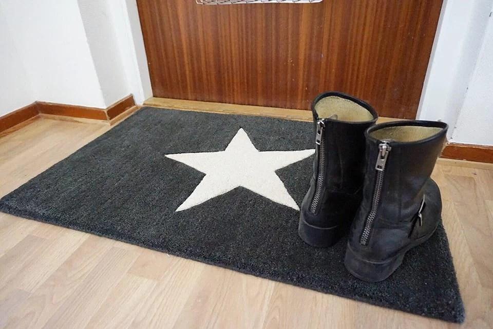 Dörrmatta från Kilands mattor