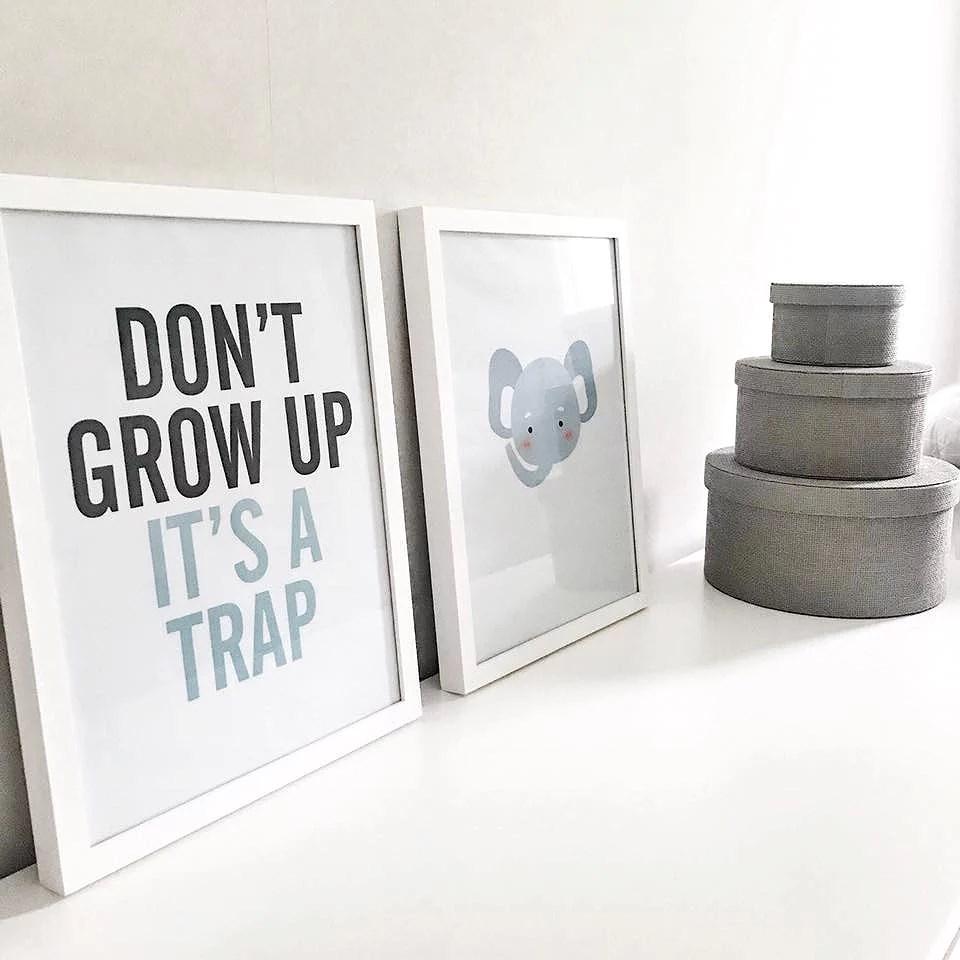 Nytt till bebisrummet