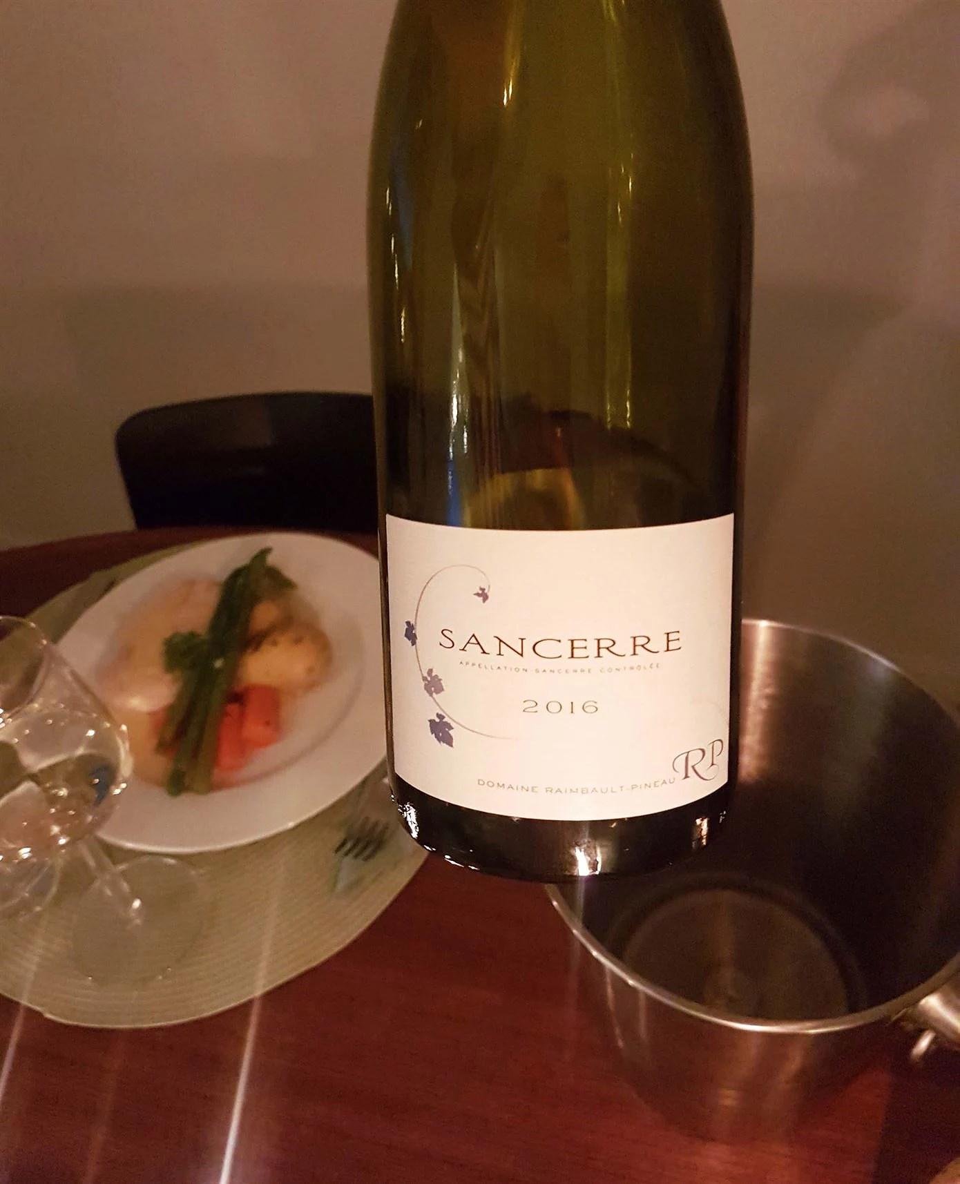 Vitt vin, Sancerre