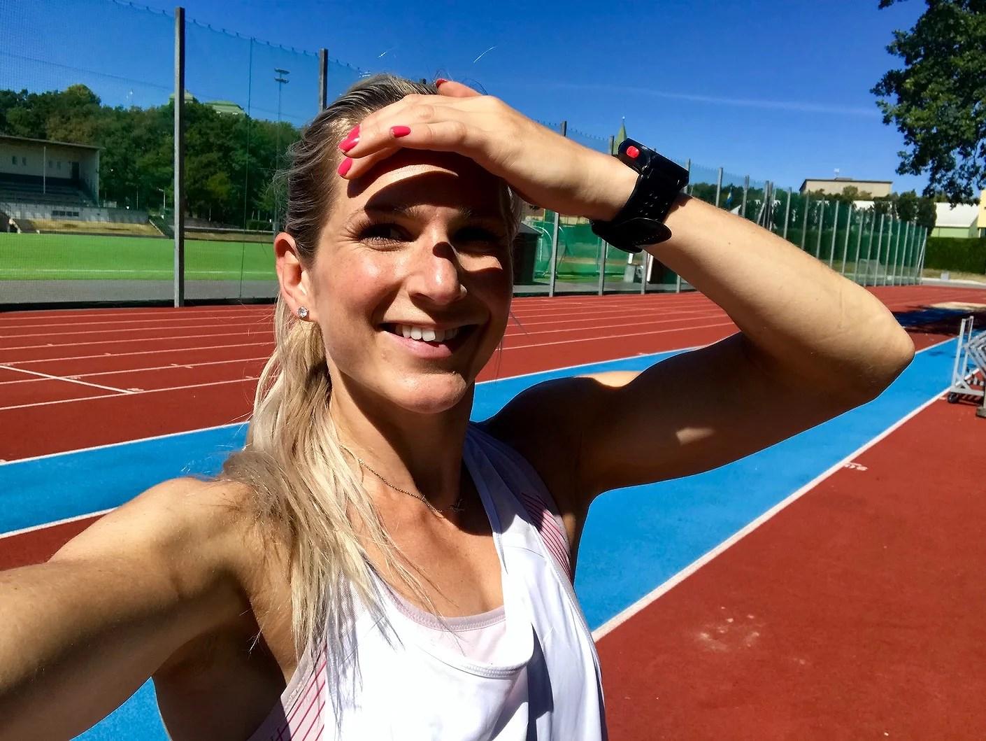 Sunday sprints