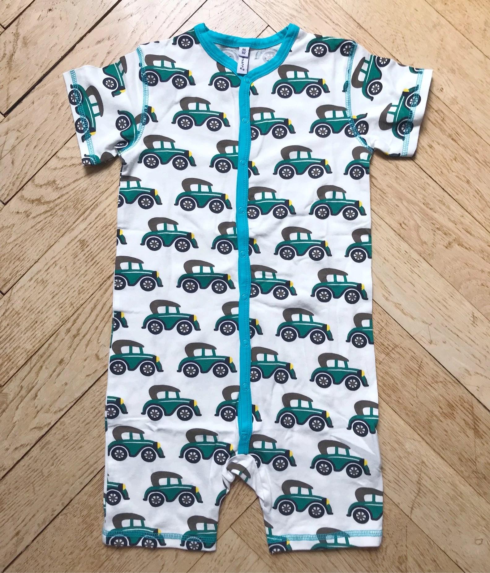 Mer nya barnkläder!