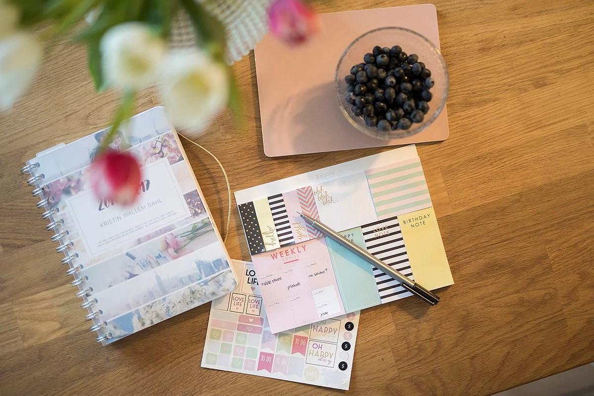 krist.in planlegging kalender blåbær