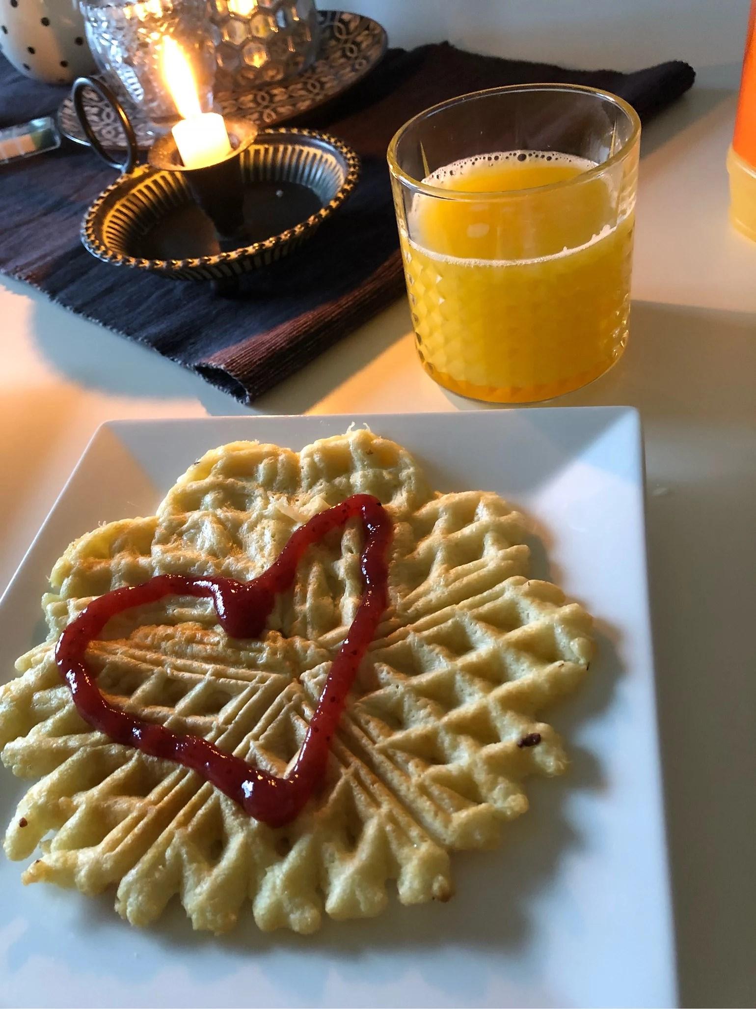 Vabbis & mys frukost