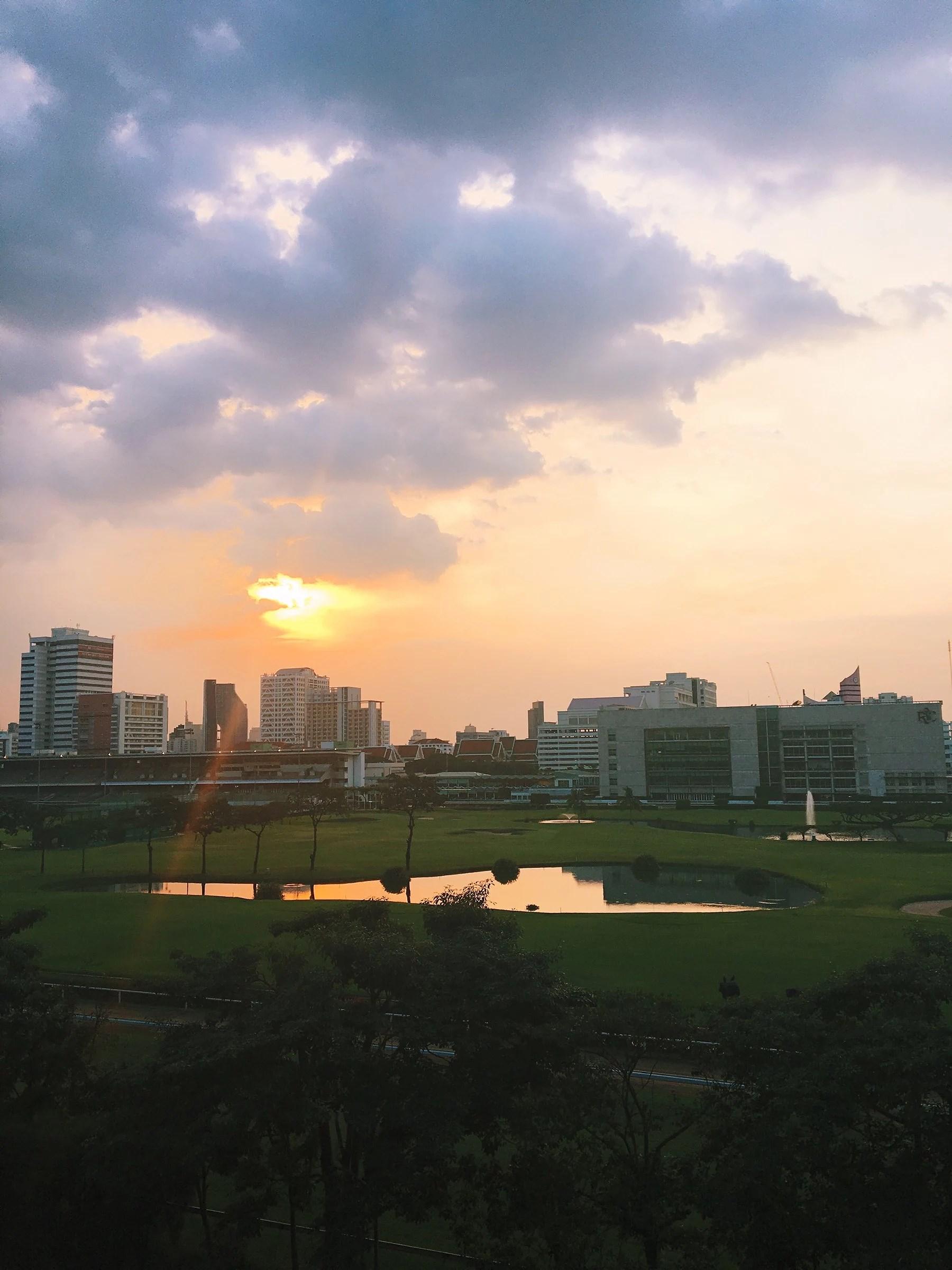 Två sista dagarna i Bangkok
