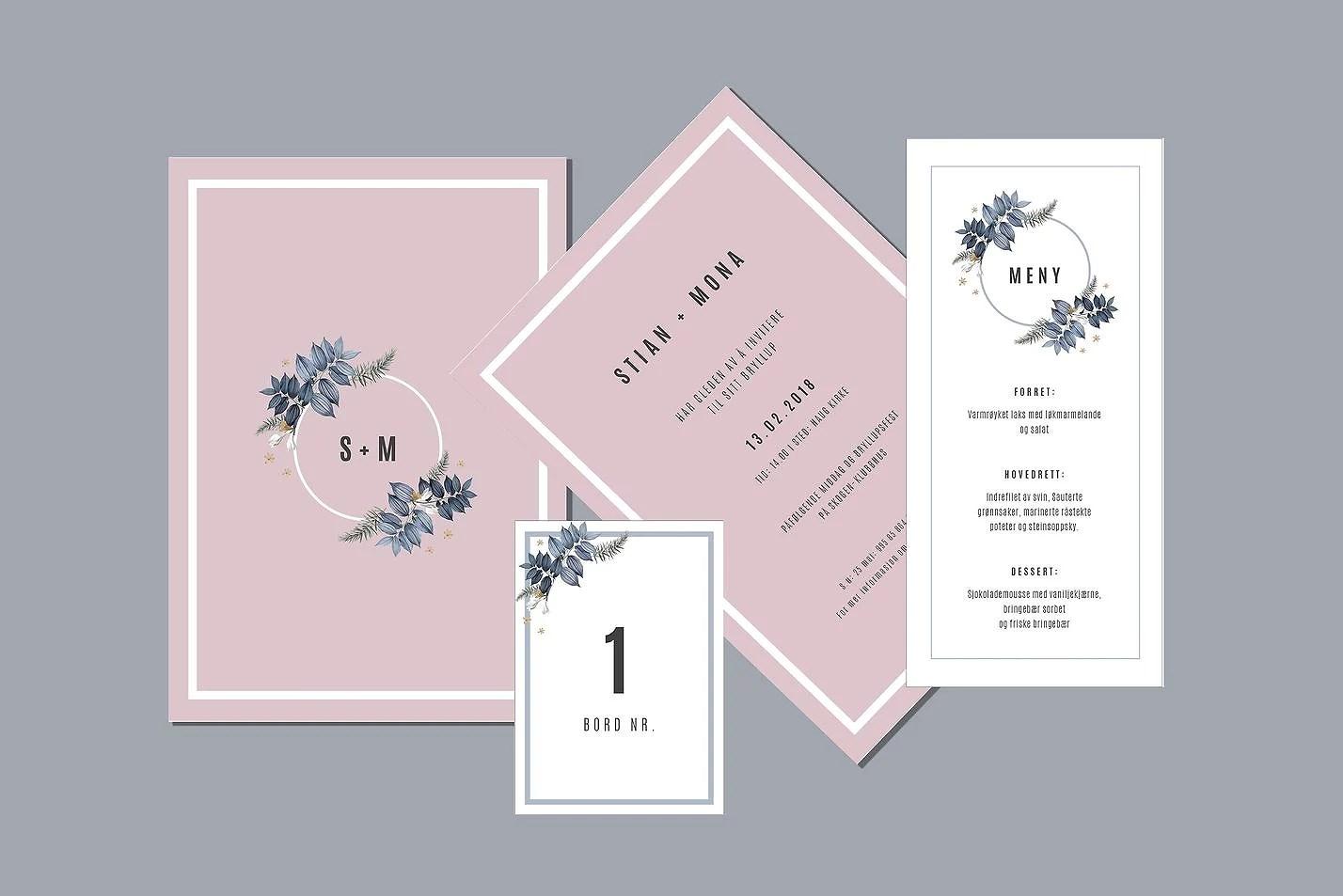 Designmal: Modern flower