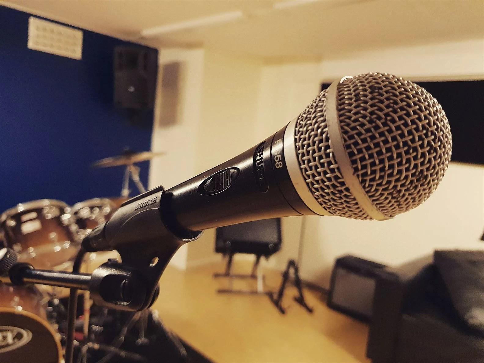 Mår bra av att få sjunga