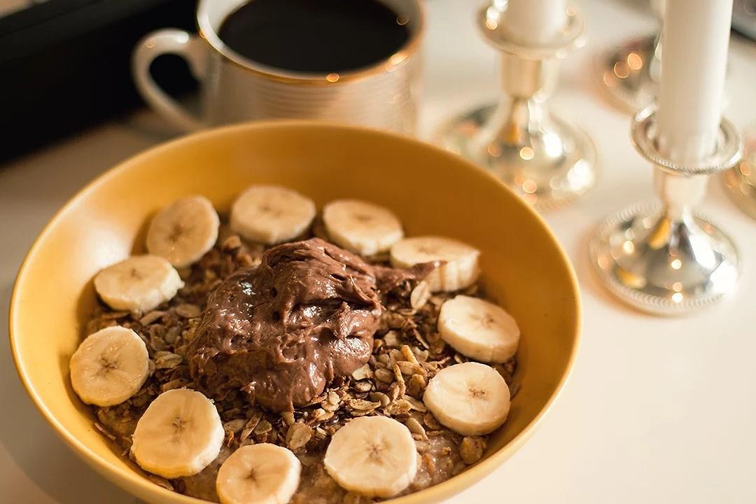 Luxury breakfast