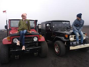 Paket Wisata Gunung Bromo Malang Perjalanan