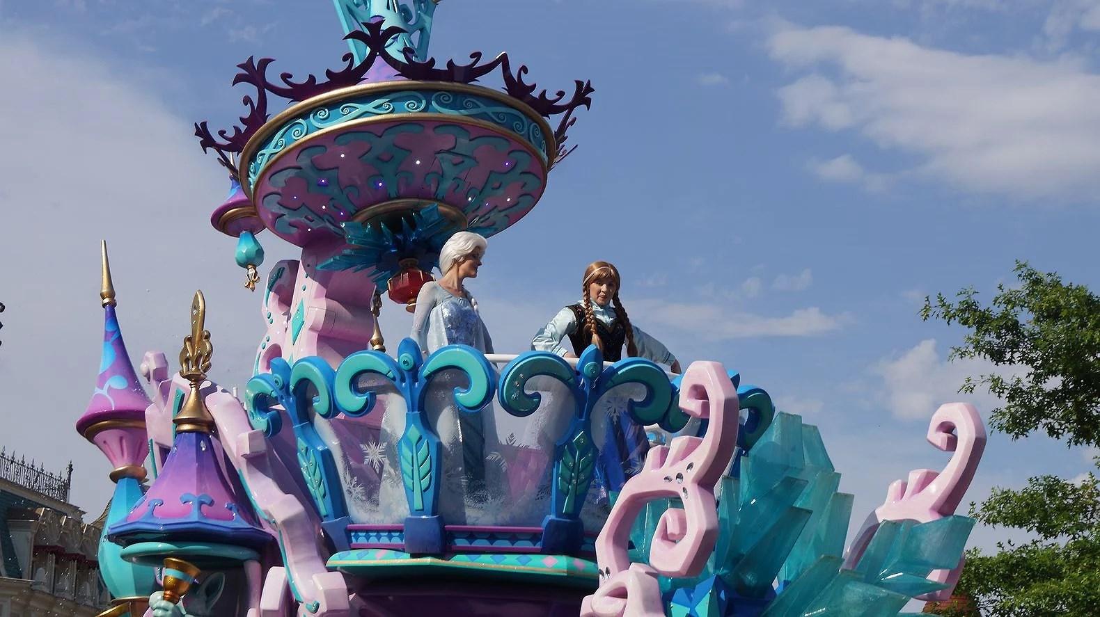 Tokyo Disney Resort, ligger Hilton Tokyo Bay i anslutning till Tokyo Disneyland och.