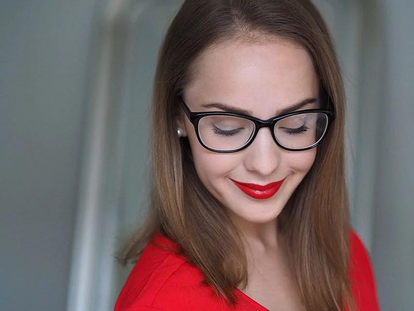 viikonloppu ja uudet lasit