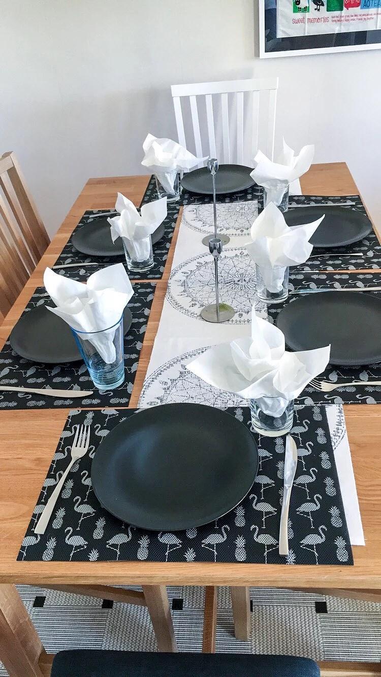 Middagsmys hos kusinen 🍝