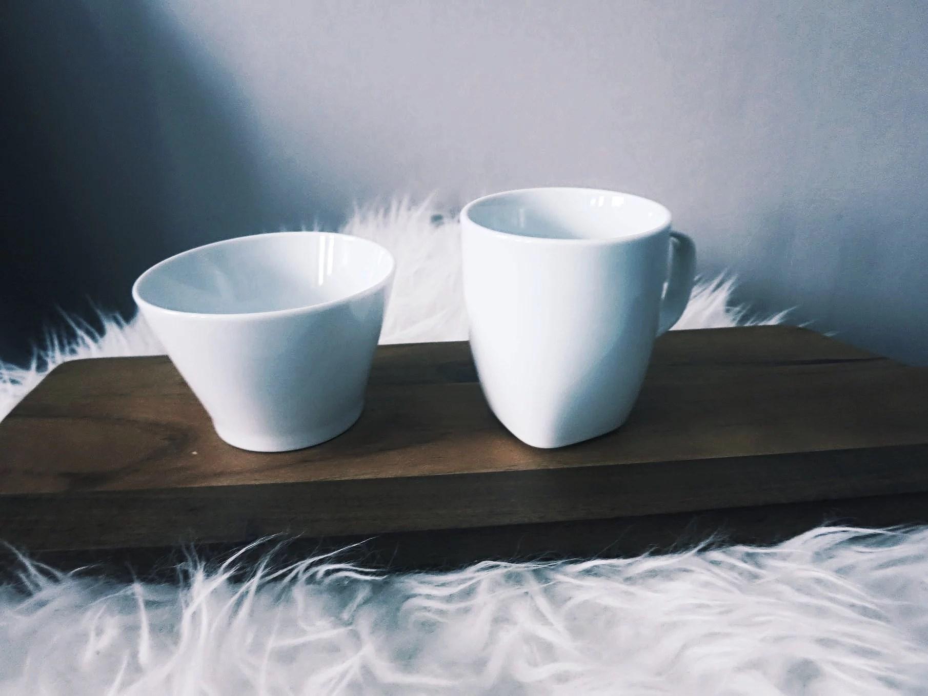 Nytt porslin