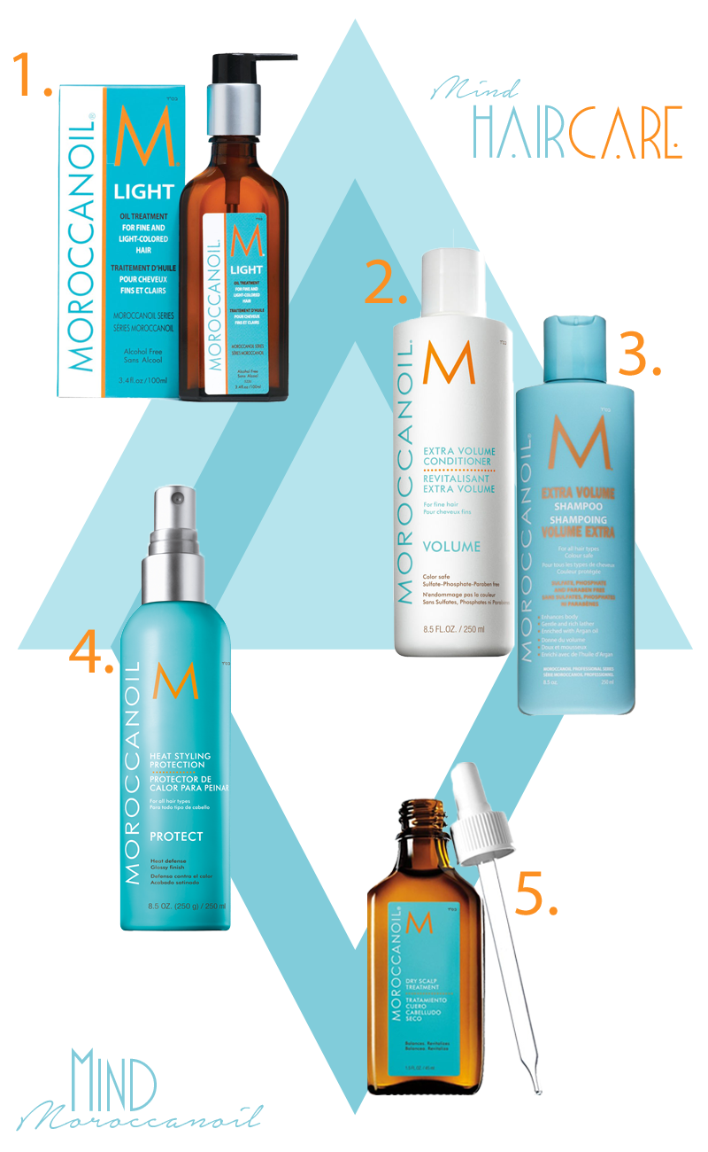 Hair care moroccanoil indlæg