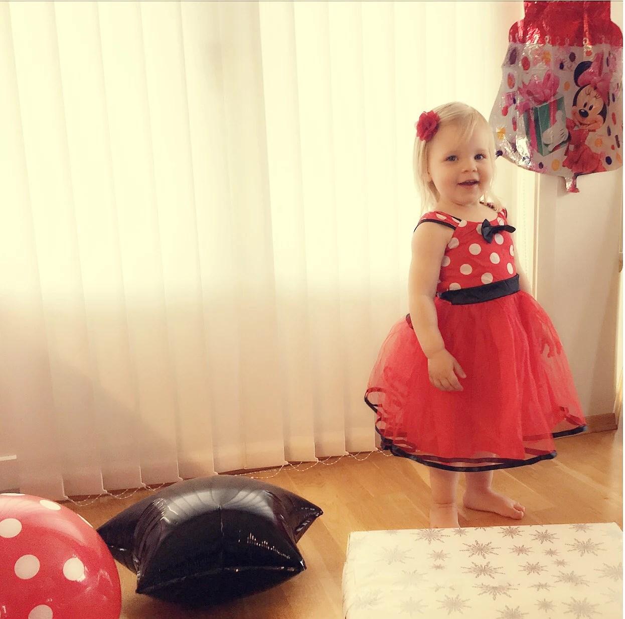 2-åring i hus