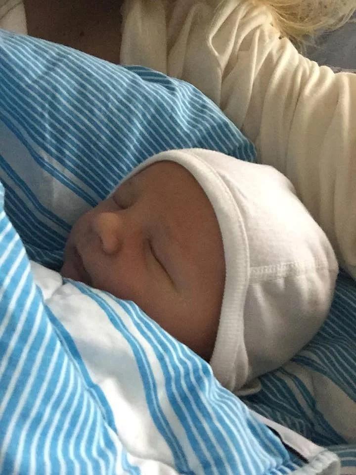 Min förlossningsberättelse och tiden på bb.