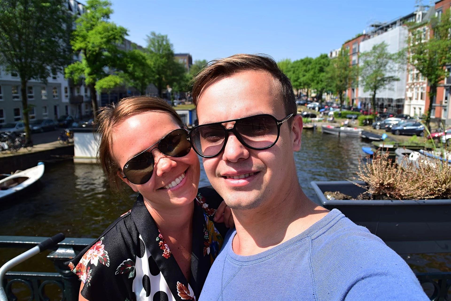 Vår helg i Amsterdam