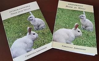 Bokrecension: Dvärgkaninerna Nisse och Nelly