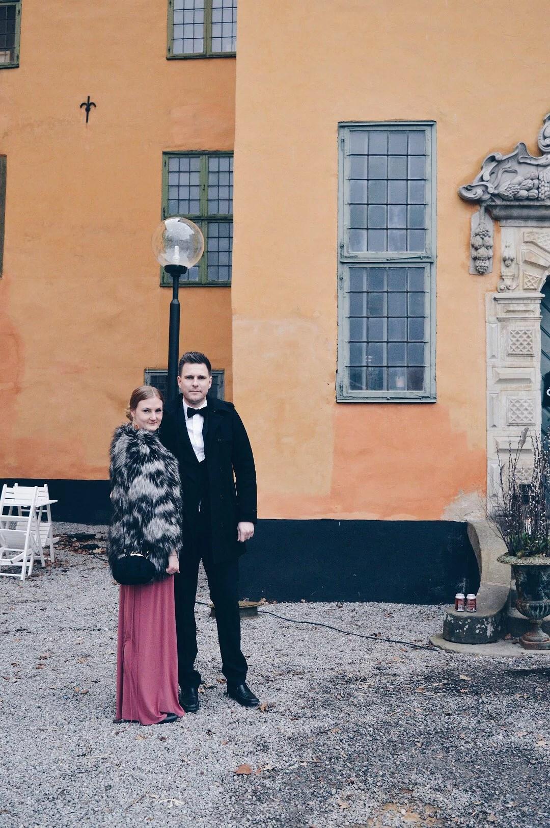 EN BAL PÅ SLOTTET