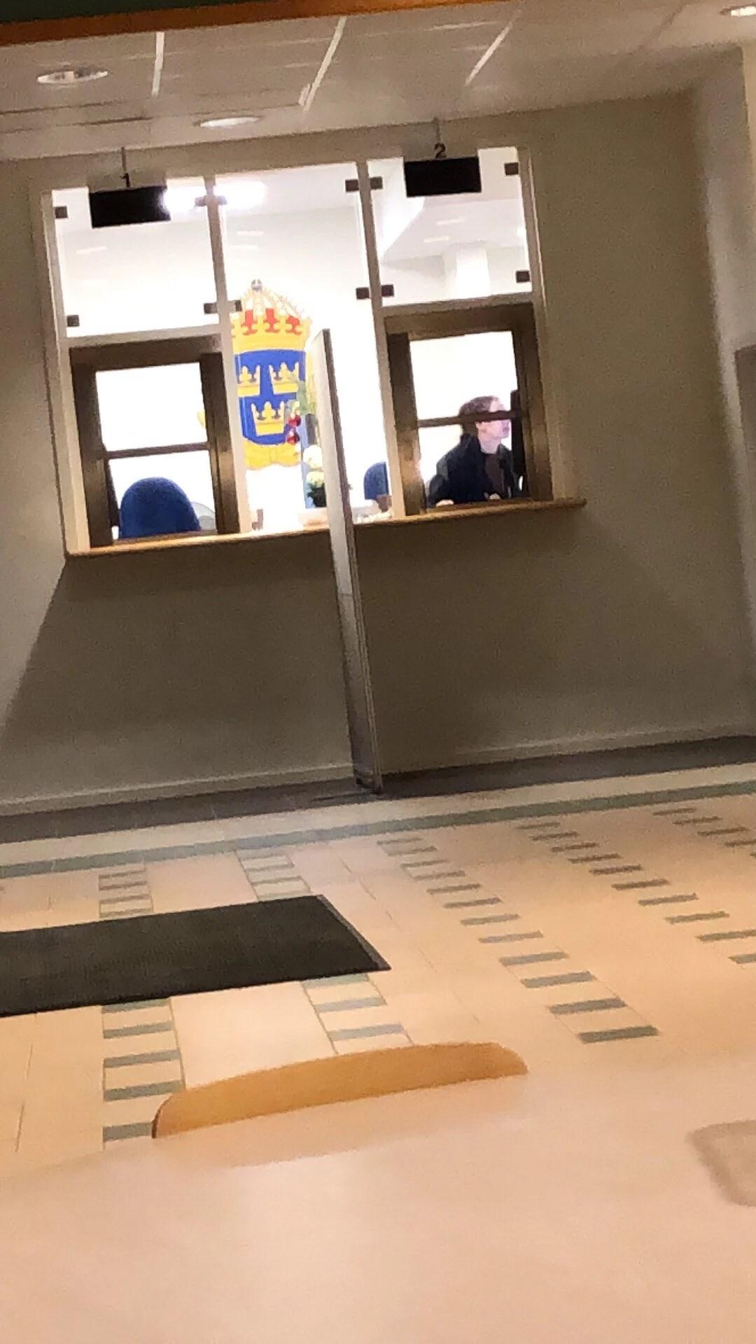 Hos Polisen