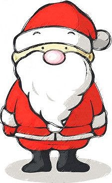 julaftonsmorgon