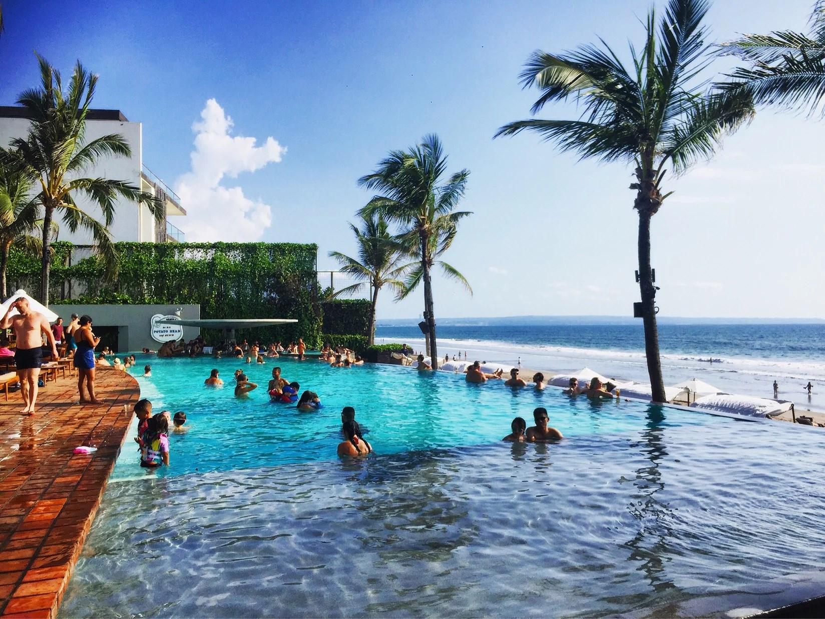 Bali, we need to talk...