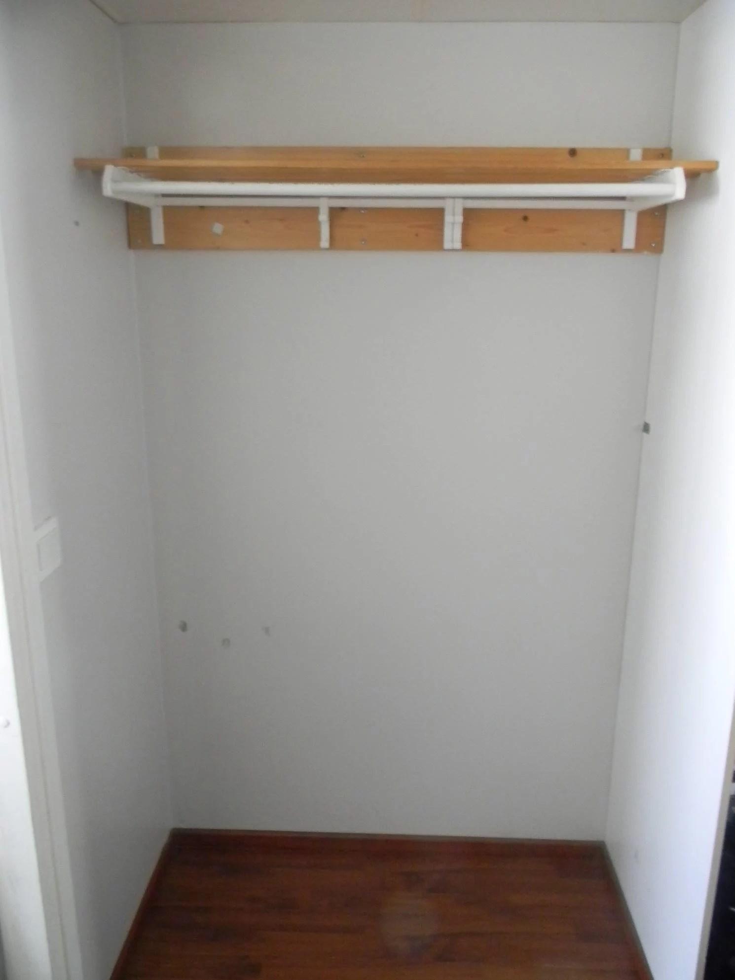 Hallens tur att städas