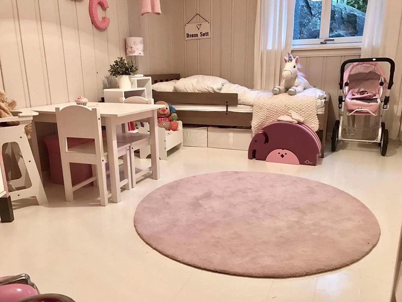 Nytt på barnerommet !