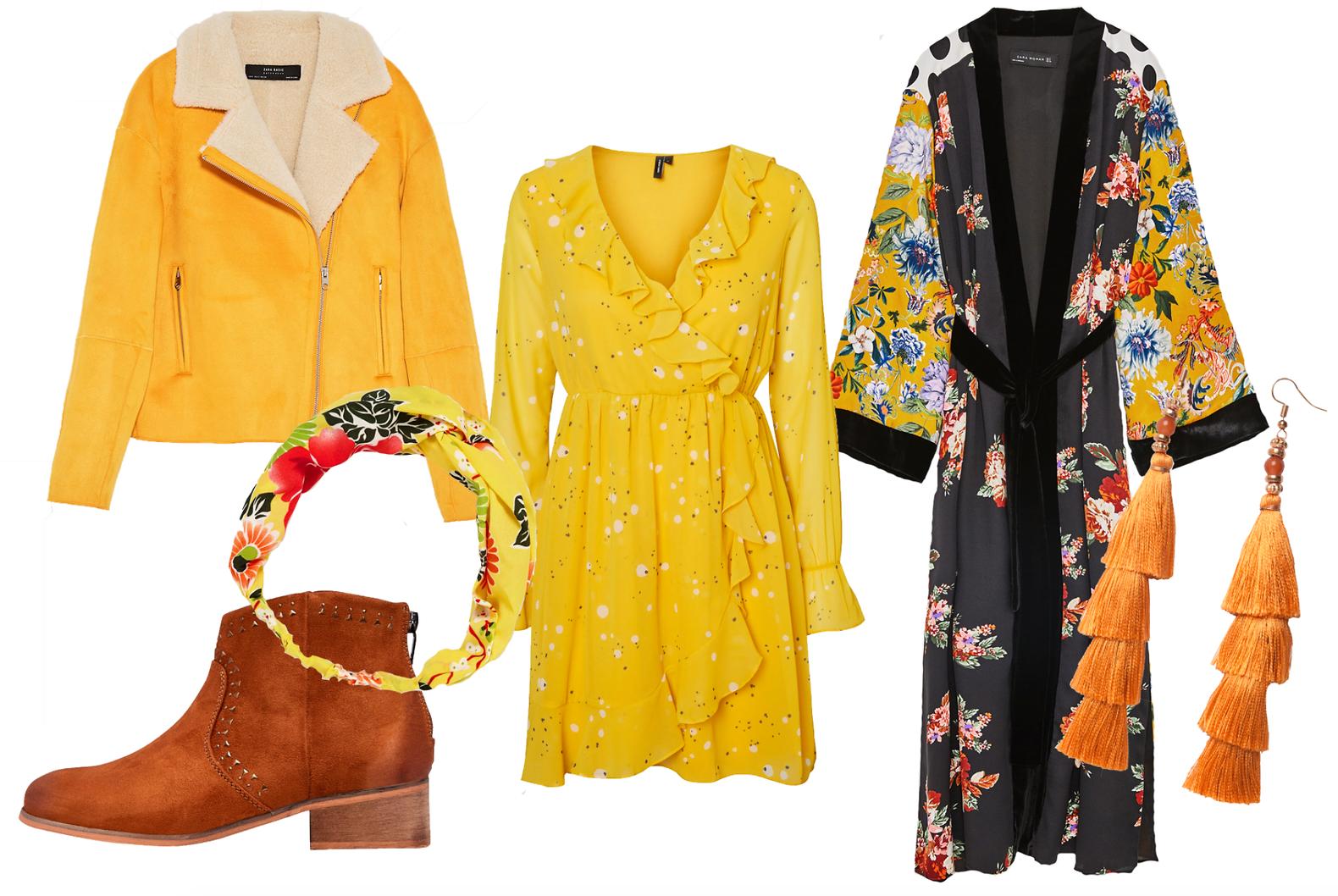 Yellow For Autumn