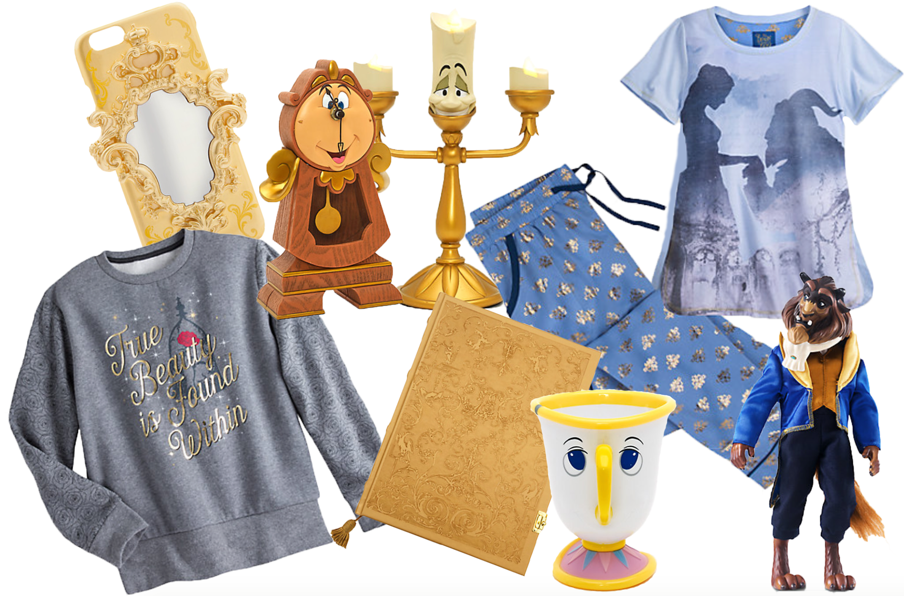 Disney Friday: Beauty and the Beast Wishes