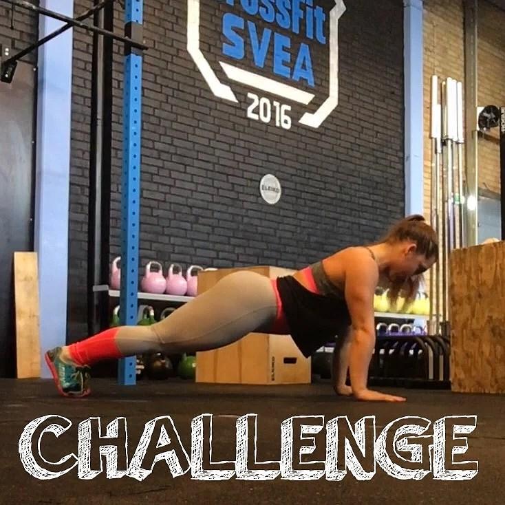 Veckans utmaning!