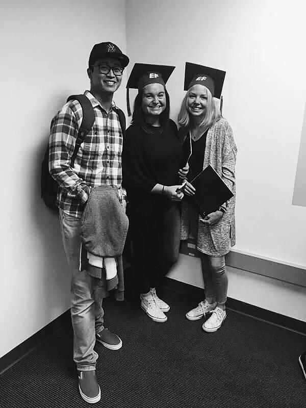 Graduation & Bonfire