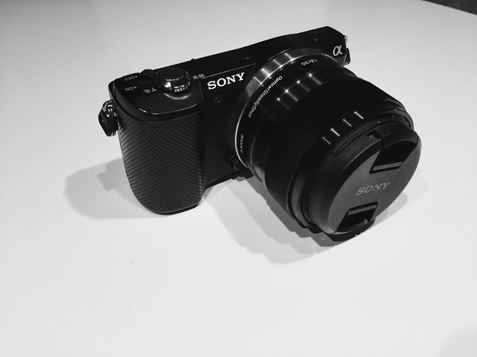 Sony E 35 1,8 OSS