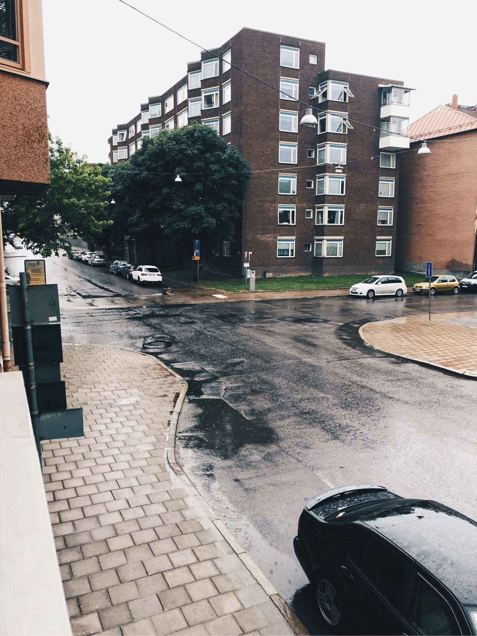 Äntligen lite regn! 💧💦