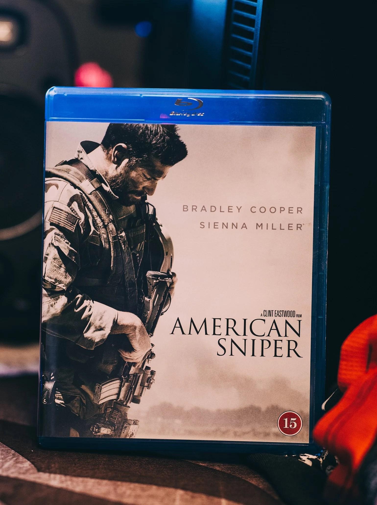 Filmrecension- AMERICAN SNIPER