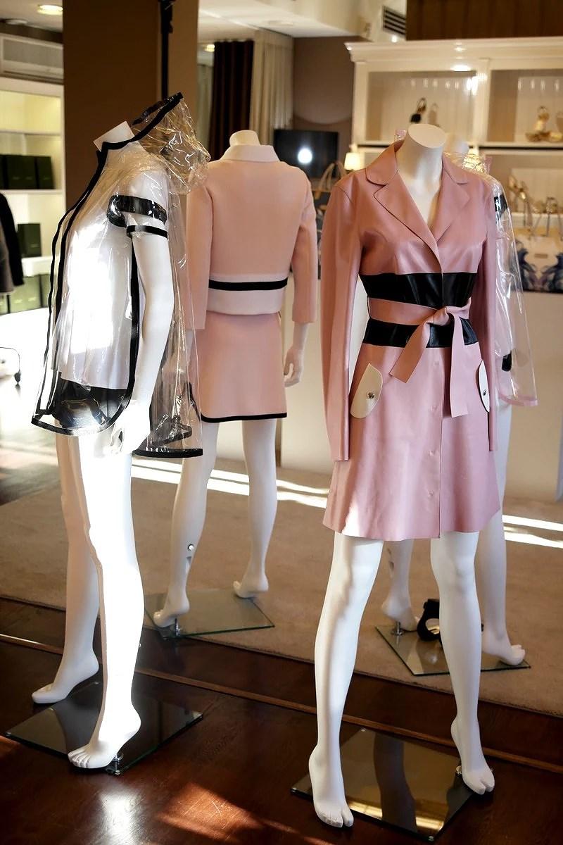 Longchamp Spring 2016