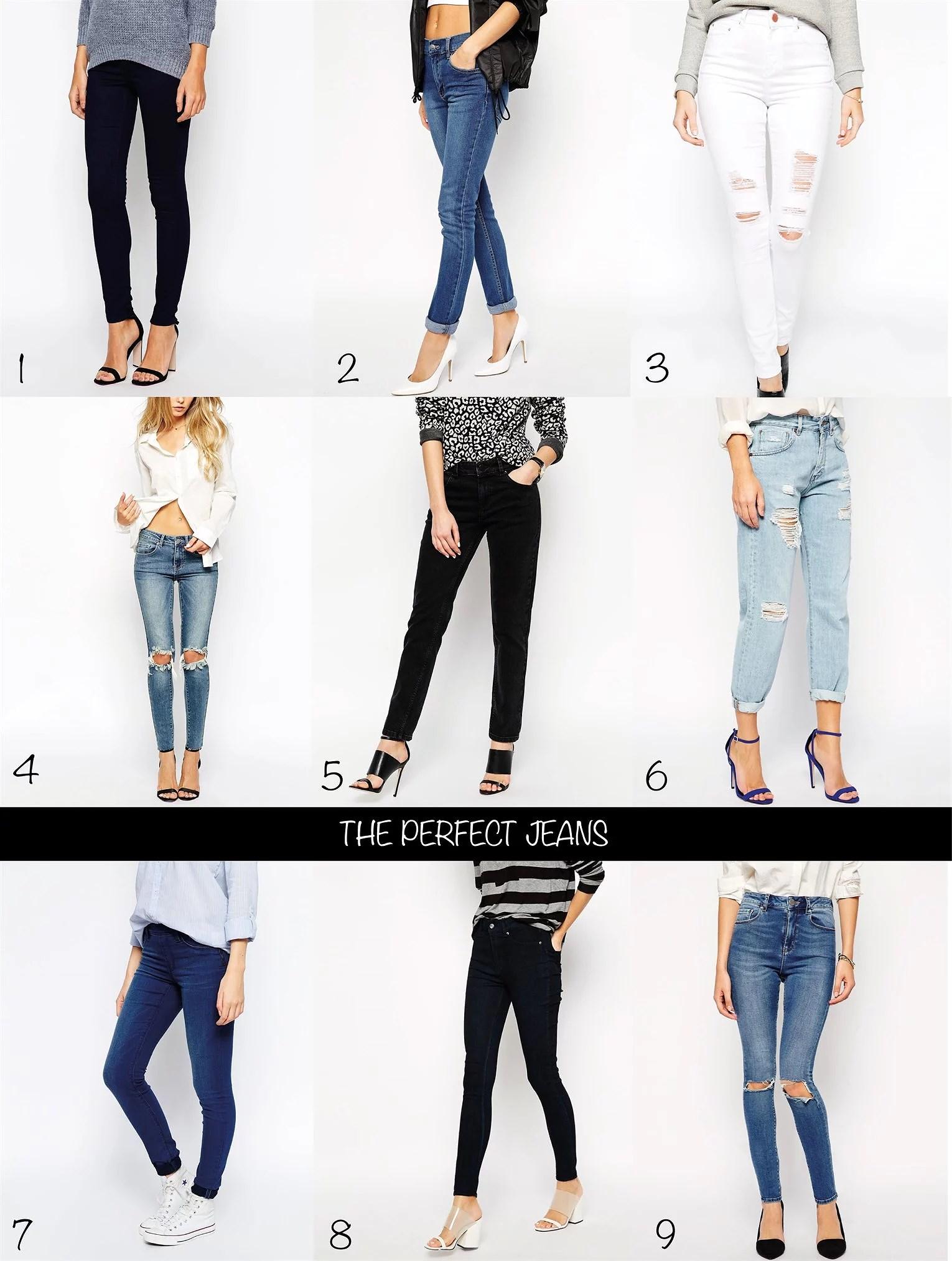 Jeans, Mode, Modeblogger, Julie Mænnchen, It's My Passions, Asos, Gode jeans, Aalborg blogger
