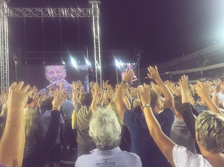 Bruce Springsteen konsert