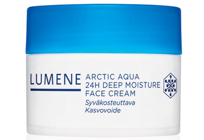 Arctic aqua 24h deep moisture face cream