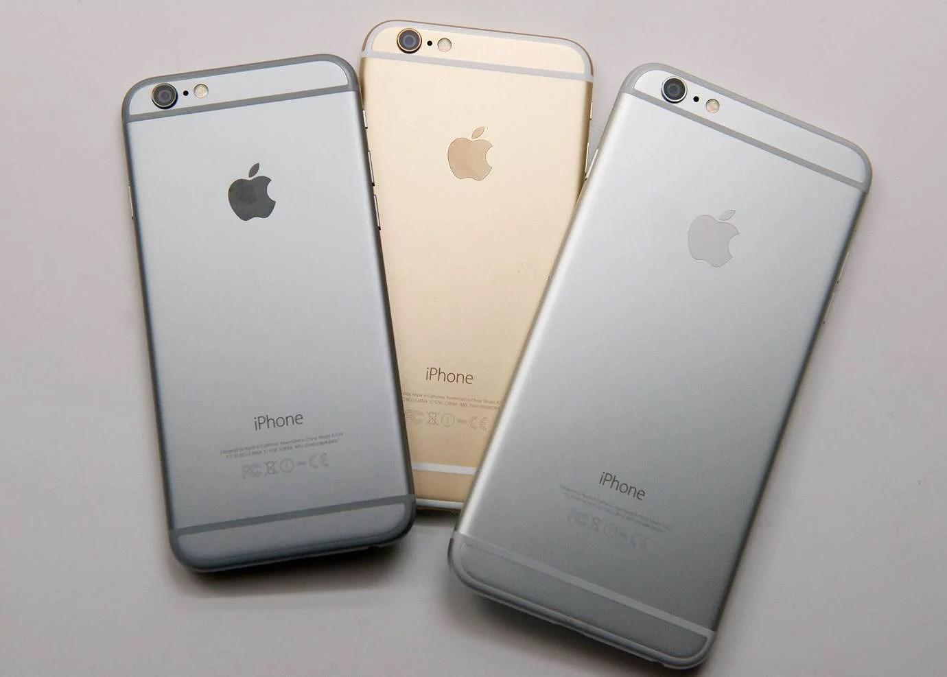 Ny Telefon - vilken färg är finast?
