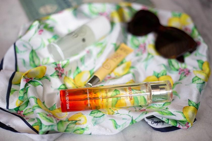 Weleda perfume parfym