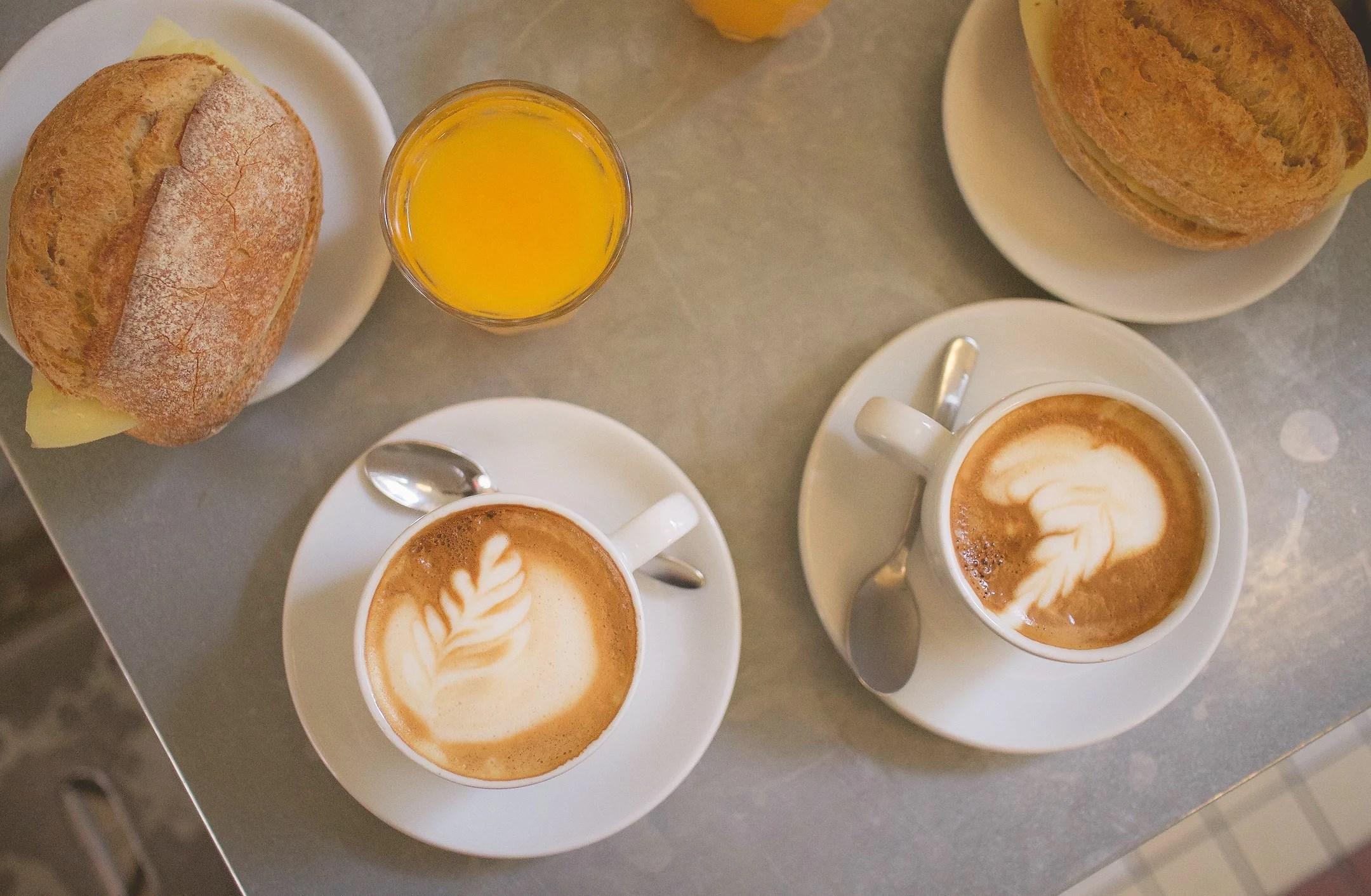 The Three Best Coffee Shops in Gothenburg.