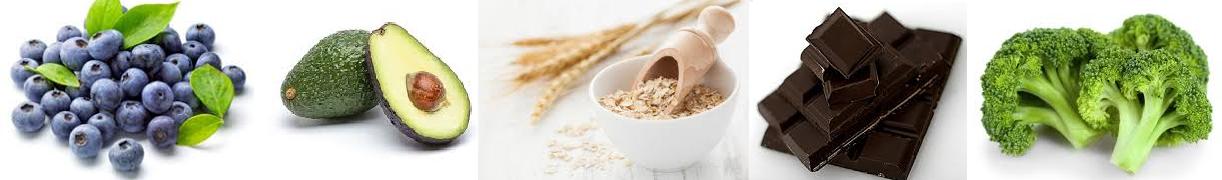 Vissa livsmedel har näringsämnen som kan hjälpa kroppen att må mycket bättre