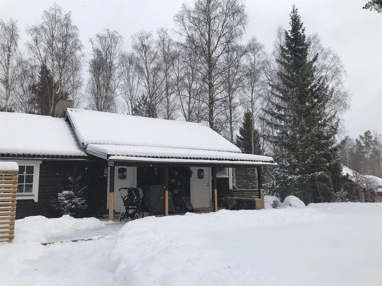 Sjukstuga i snöstormen