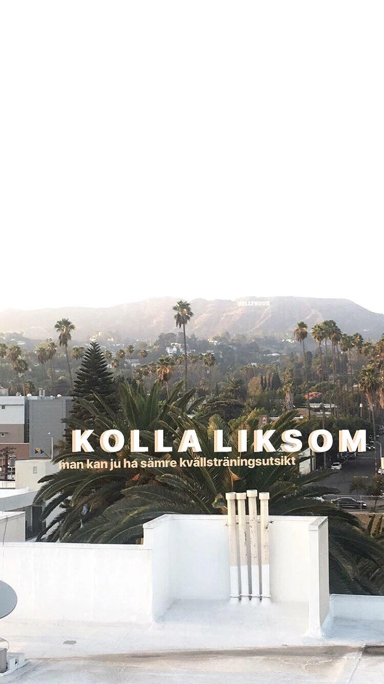 LOS ANGELES, JORDBÄVNINGAR OCH JOEL KINNAMAN