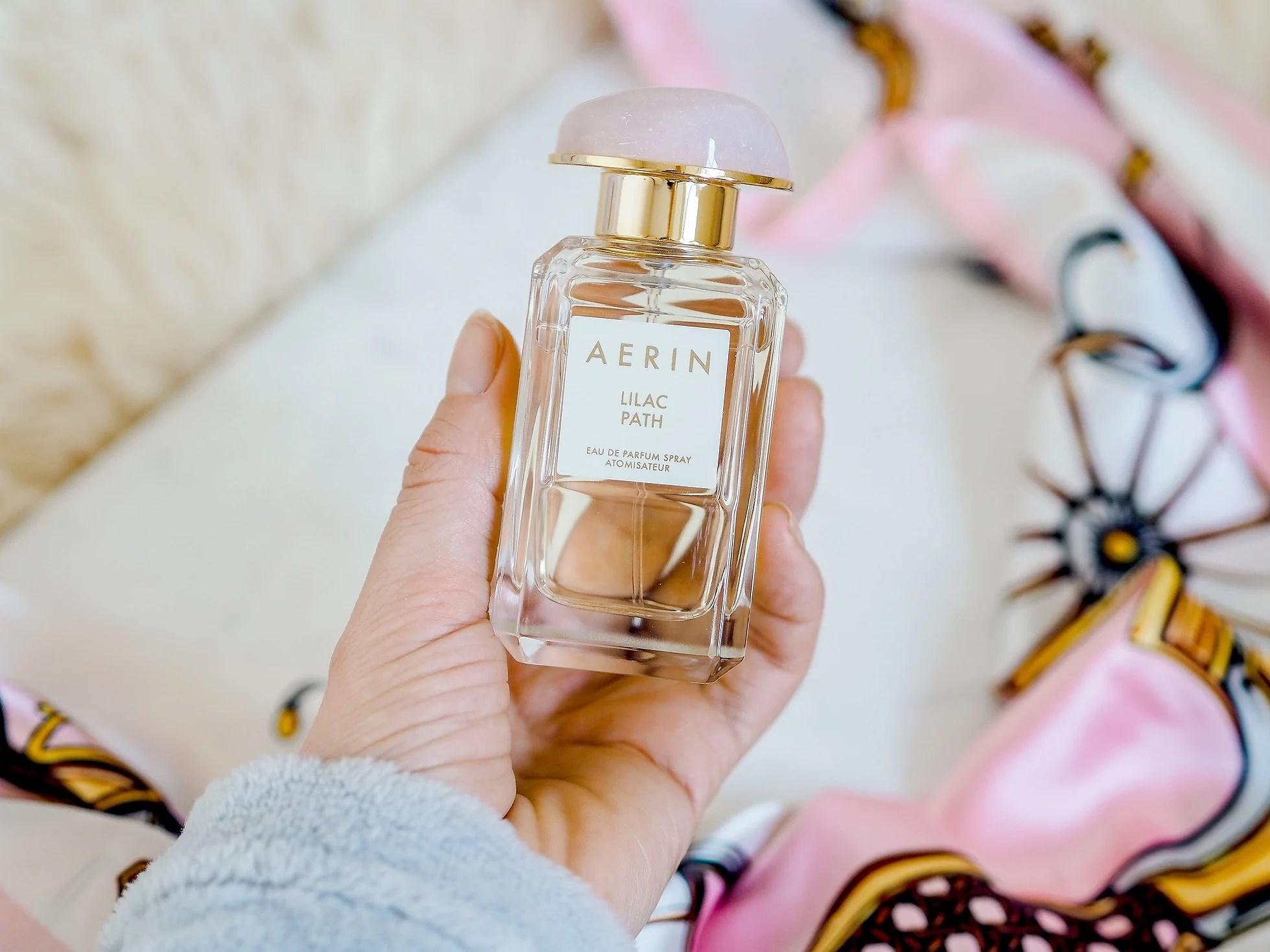Min nye favoritt parfyme